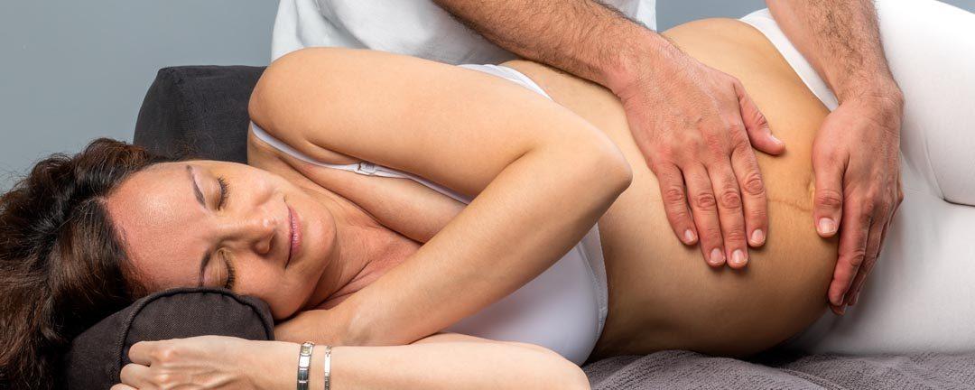 Osteopathie während und nach der Schwangerschaft